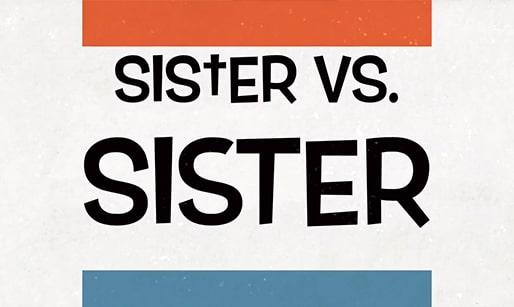sister v sister student film
