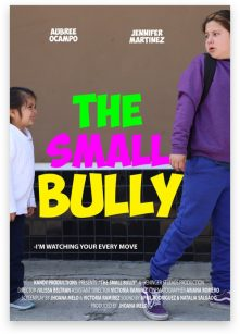 student movie poster for the small bully